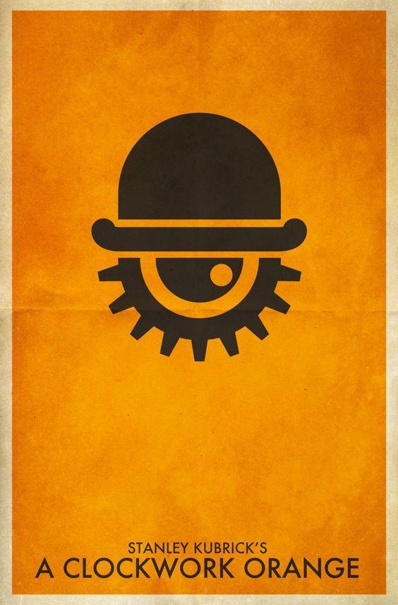 《发条橙》(A Clockwork Orange) 