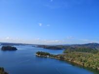 四川三岔湖观景平台