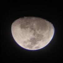 pro2s也可以把月亮拍得美美的
