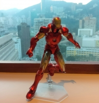 Iron Man MK VII (FIGMA)
