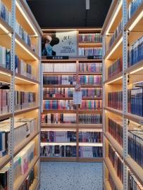 漂亮的书架