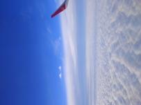 直至平流层的天空