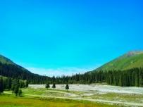 环游仙境一般的天山