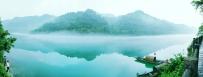 湖南·资兴 雾漫小东江