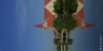 感受一下上合峰会期间的青岛蓝天 坚果R1拍摄